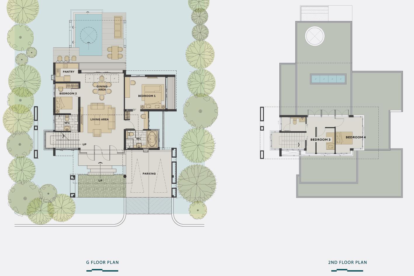 Bonanzabuilt-standard home-lunasole_plan