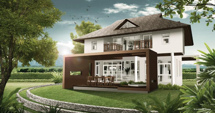 Bonanzabuilt-standard home-montano