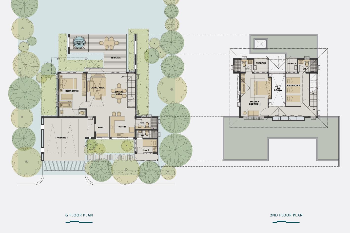 Bonanzabuilt-standard home-montano1_plan