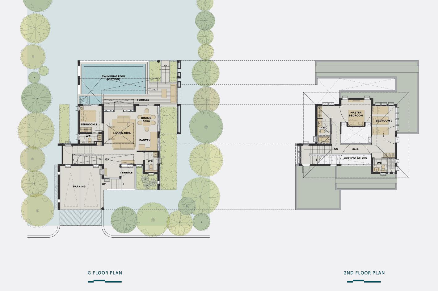 Bonanzabuilt-standard home-stello_plan