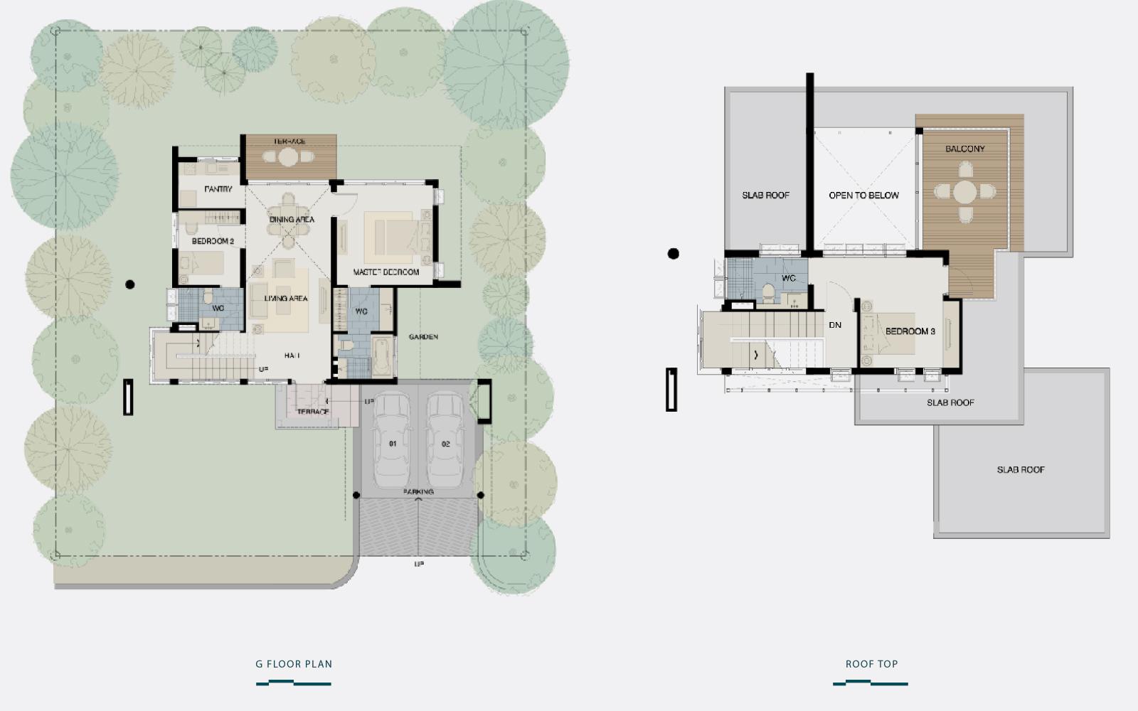 Bonanzabuilt-standard home_lucio_plan_