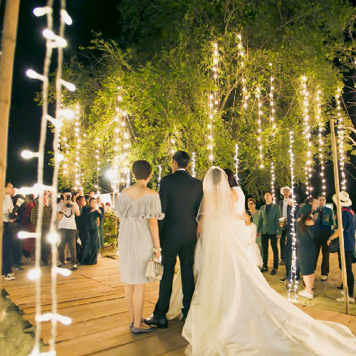 Parco Hotel khaoyai weddings